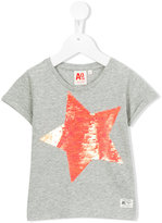 American Outfitters Kids sequin star T-shirt