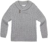 Marie Chantal BoysShawl Sweater