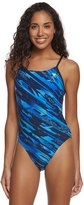 TYR Ardent Cutoutfit Tie Back One Piece Swimsuit 8164837