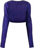 Aviu classic bolero - women - Cashmere - One Size