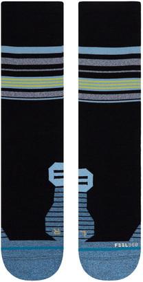 Stance Black Sheep Stripe Crew Socks