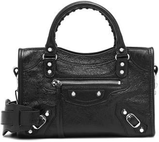 Balenciaga Classic City Mini leather tote