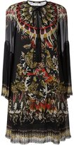 Roberto Cavalli printed tunic dress - women - Silk - 40