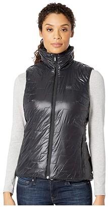 Helly Hansen Lifaloft Propile Vest (Black/Charcoal) Women's Vest