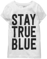 Crazy 8 Stay True Blue Tee