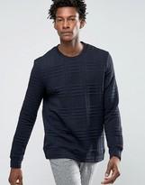 Kiomi Sweater In Checked Texture