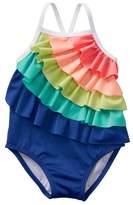 Gymboree Ruffle 1-Piece Swimsuit