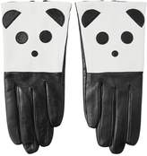 Aristide Panda Nappa Leather Gloves