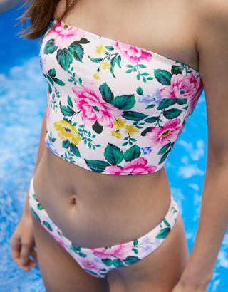 aerie Longline Bandeau Bikini Top