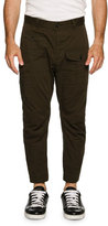 DSQUARED2 Military Twill Cargo Pants