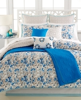 Jessica Sanders Greenhouse 10-Pc Full Comforter Set
