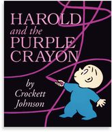 Bed Bath & Beyond Harpercollins Publishers Harold And The Purple Crayon Board Book