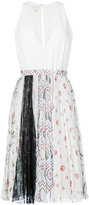 Giambattista Valli printed skirt dress - women - Cotton/Viscose - 40