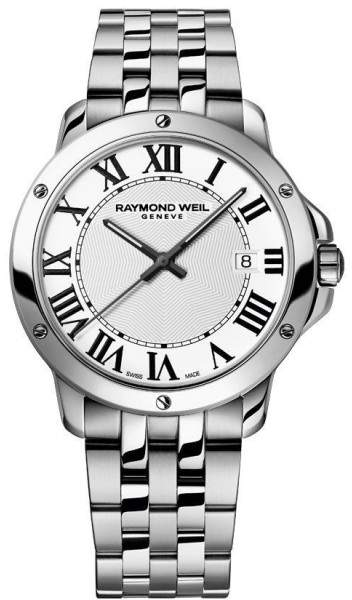 Raymond Weil Tango 5591-ST-00300 Stainless Steel 39mm Mens Watch