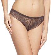 Calvin Klein Underwear Women's INFINITE LACE - THONG Plain String,(Manufacturer size: M)