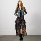 Denim & Supply Ralph Lauren Rock-and-Roll Maxiskirt