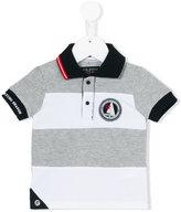 Lapin House - striped polo shirt - kids - Cotton - 18 mth