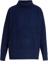 Vanessa Bruno Fanchon roll-neck wool-blend sweater