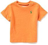 Ralph Lauren Baby Boys 3-24 Months Solid Jersey Tee