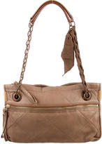 Lanvin Leather Amalia Shoulder Bag