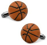 Cufflinks Inc. Cufflinks, Inc. Basketball Cuff Links
