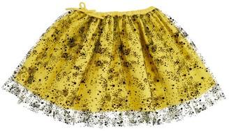Bonton Dotted Tutu Skirt (4-12 Years)