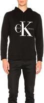 Calvin Klein Long Sleeve Logo Hoodie