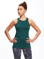 Old Navy Go-Dry Cool Mesh-Trim Support Tank for Women