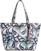 GUESS Kamryn Butterfly Extra-Large Tote