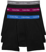 Calvin Klein Classic Boxer Brief 3-Pack