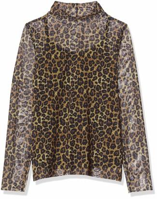 Name It NOS Girl's T-shirt Henley Blouse