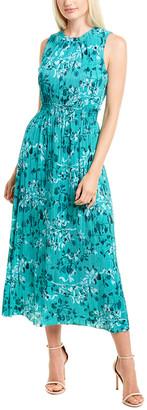 Taylor Pleated Maxi Dress