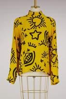 Roseanna Drake blouse