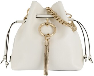Jimmy Choo Callie bucket bag