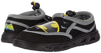 Josmo Kids Batman Aqua Sock (Toddler/Little Kid) (Black/Yellow) Boy's Shoes