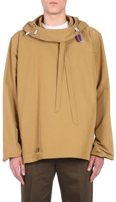 Lanvin Oversize Hooded Sweatshirt