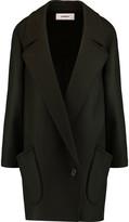 Chalayan Wool-blend felt coat