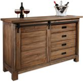 Howard Miller Homestead Wine & Bar Cabinet