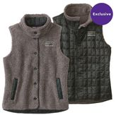 Patagonia Women's Recycled Down Fleece Vest