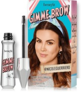 Benefit Cosmetics @nicoleguerriero's Desert Island Pick – Gimme Brow Volumizing Eyebrow Gel