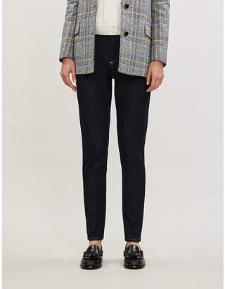 Claudie Pierlot Patole slim-fit stretch-denim jeans