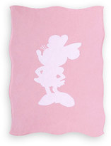 Disney Minnie Mouse Miss Mouse Stroller Blanket by Ethan Allen