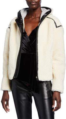 Bailey 44 Nora Fuzzy Hoodie Jacket