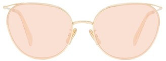 Celine 55MM Oval Sunglasses