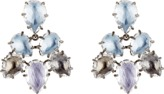 LARKSPUR & HAWK Caterina Pansy Earrings