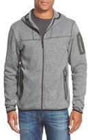 Arc'teryx Men's 'Covert' Relaxed Fit Technical Fleece Full Zip Hoodie