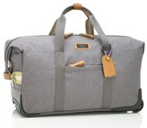 Storksak Infant Cabin Wheeled Carry-On With Hanging Organizer - Grey