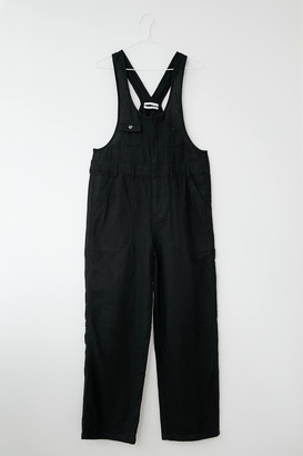 Urban Outfitters Camille Linen Overall