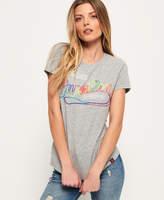 Superdry Stitch Snowy T-shirt