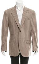 Brunello Cucinelli Deconstructed Wool Blazer